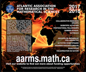 AARMS poster 2017-2018