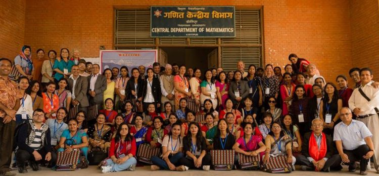 "Common ground: ""South Asian Women in Mathematics"""
