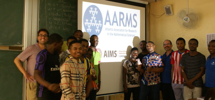 Open Quantum Systems at AIMS Cameroon