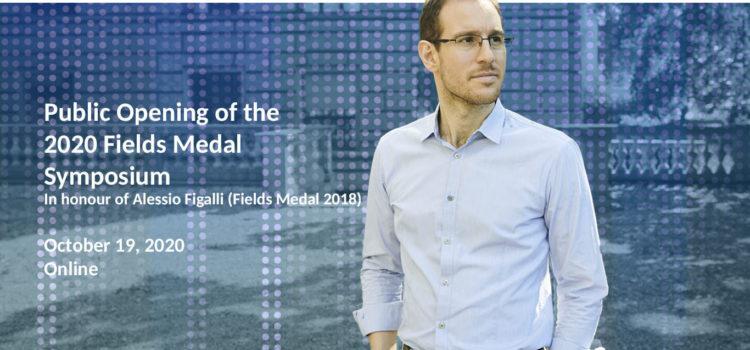 2020 Fields Medal Symposium (online event)